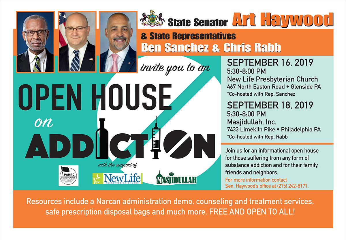 Open House on Addiction