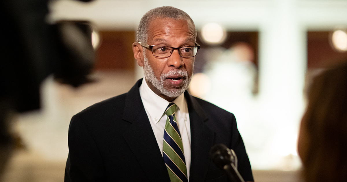 Senator Haywood Comments on Legislation in Support of State Housing Tax Credits