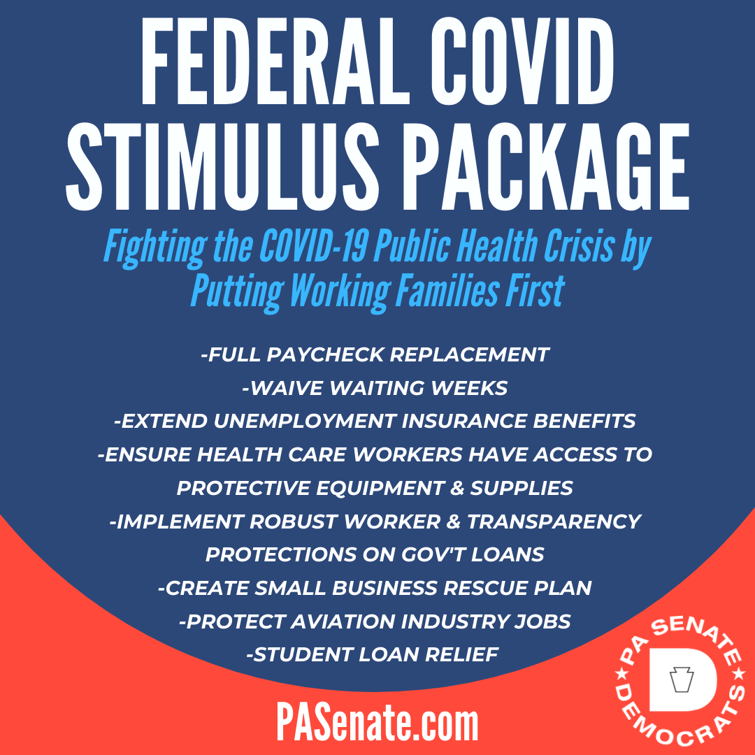 Federal COVID Stimulus Package