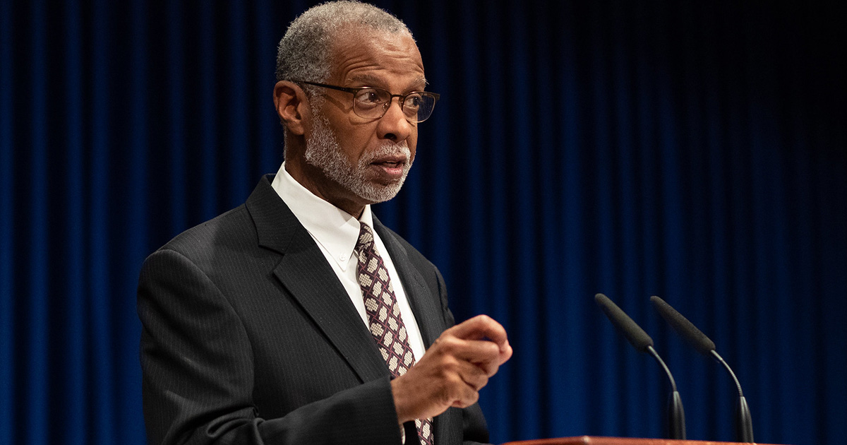 Senator Haywood Responds to Vaccine Task Force Appointment