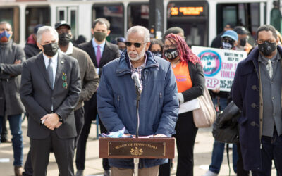 City & State Leaders Join Philadelphians in Demanding Safety From Gun Violence