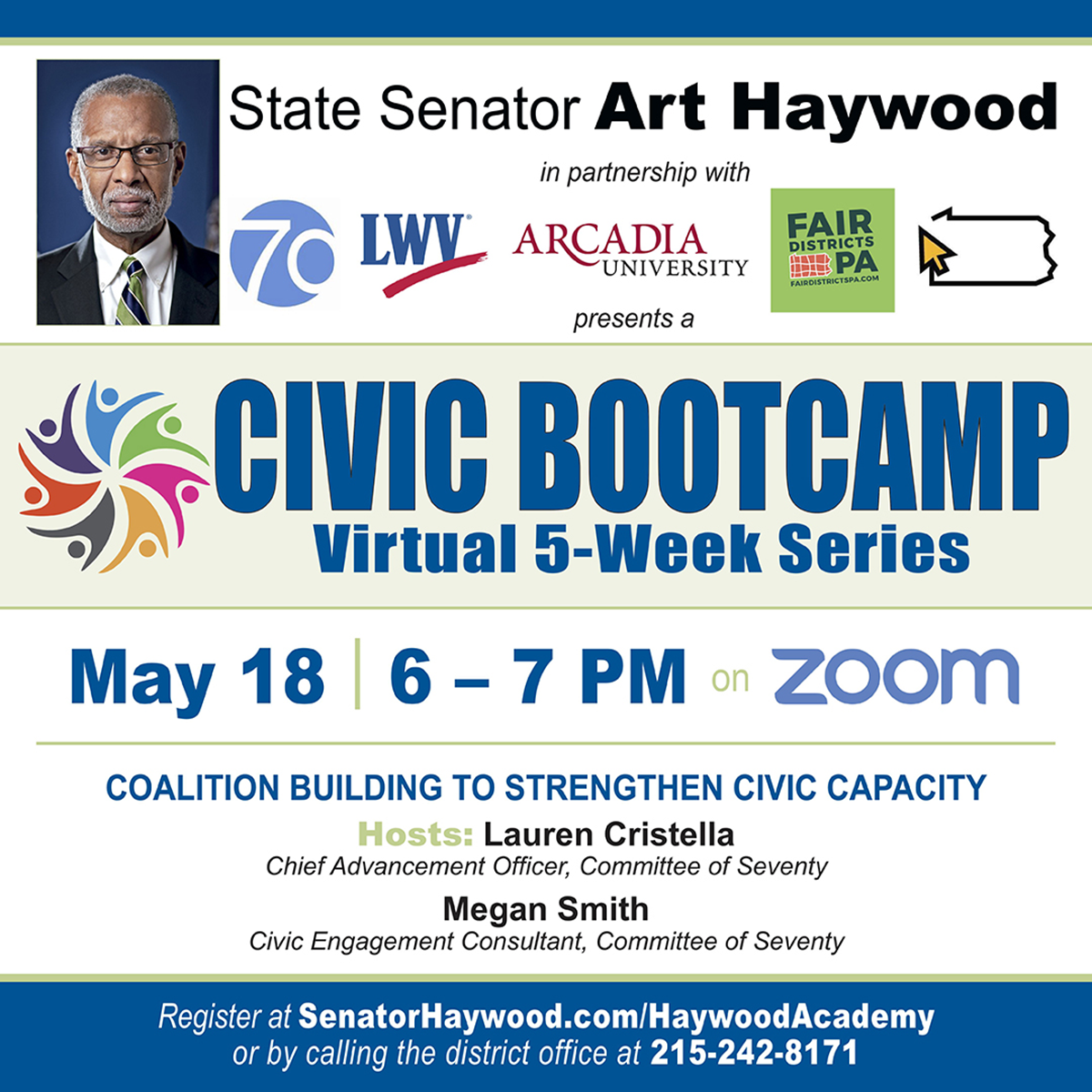 Civic Bootcamp - Coalition Building to Strengthen Civic Capacity
