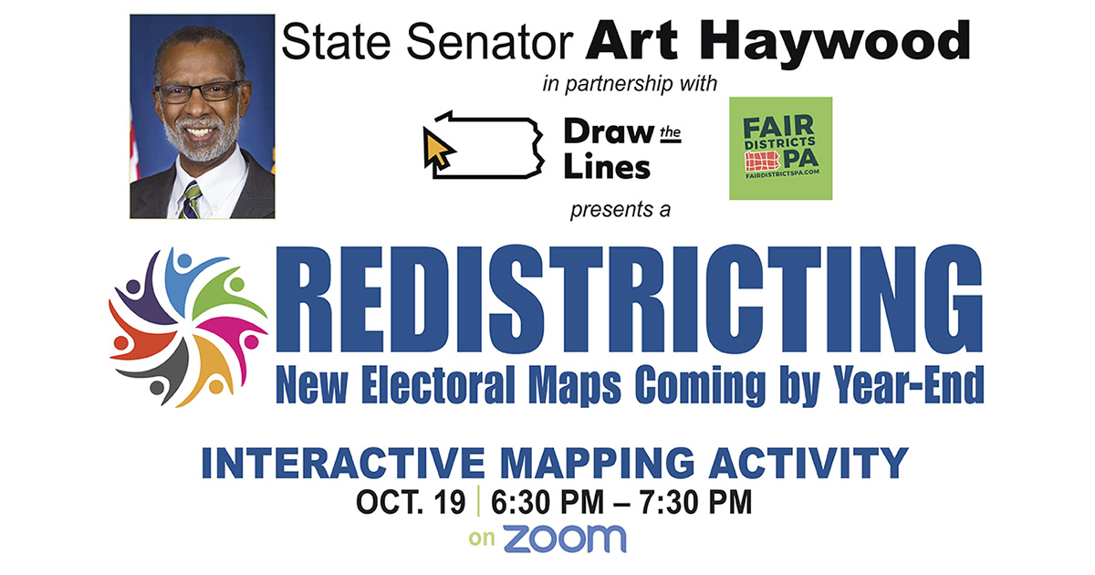 Redistricting - Interactive Mapping Activity